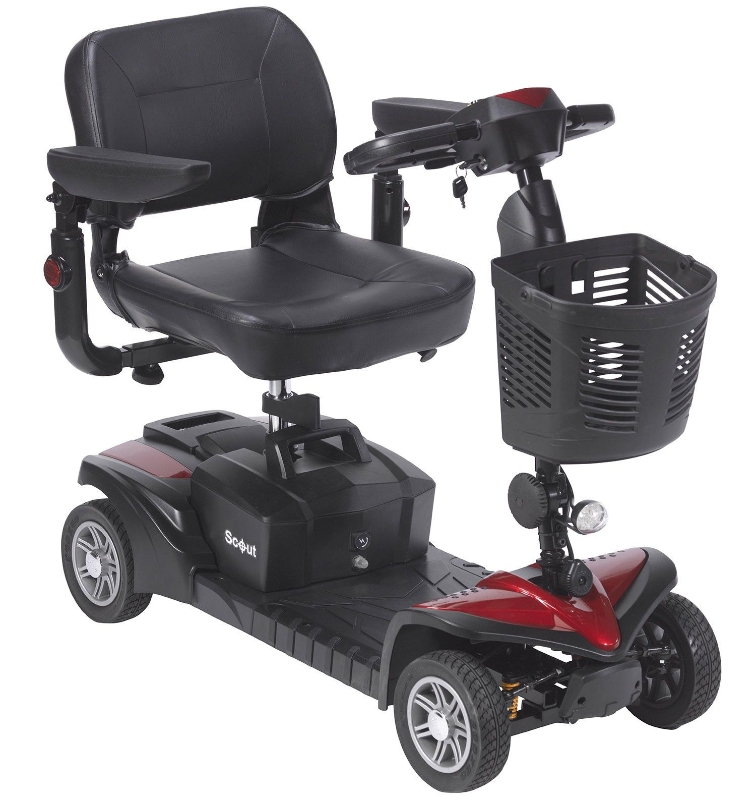 Scout DST 4-Wheel Mobility Scooter For Sale