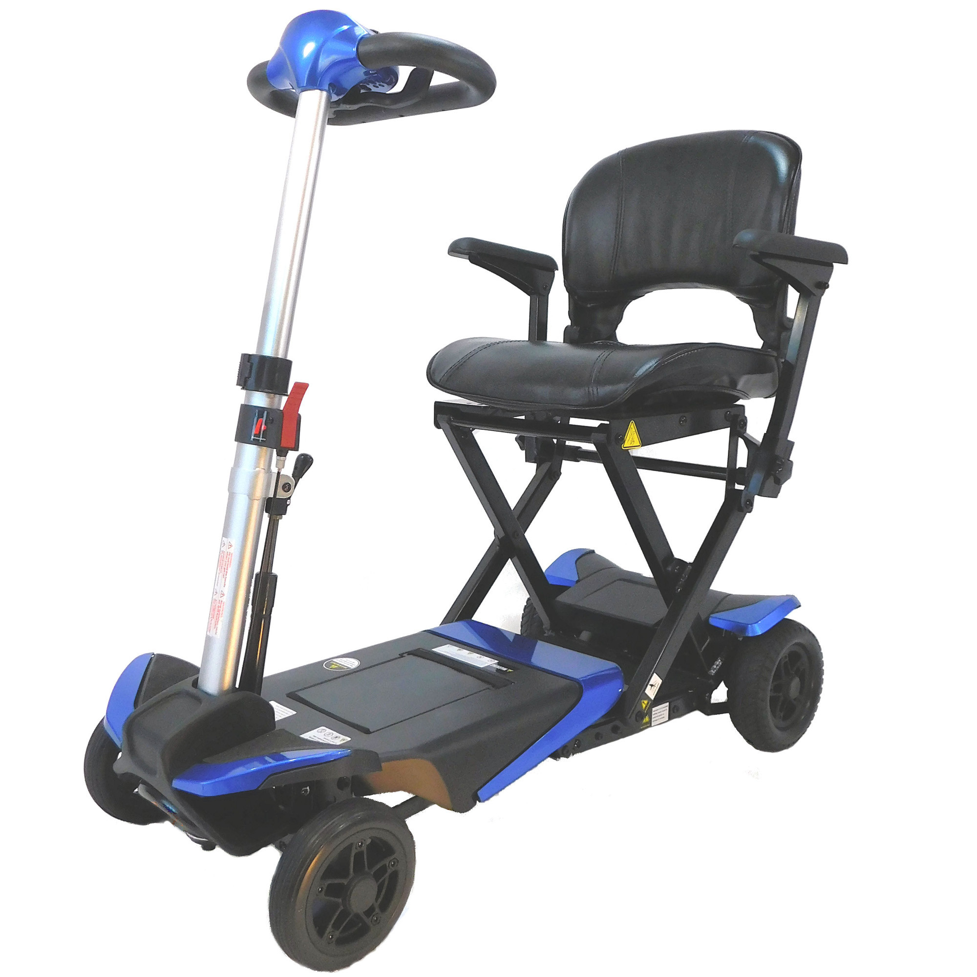 Difference Between A Mobility Scooter And A Wheelchair
