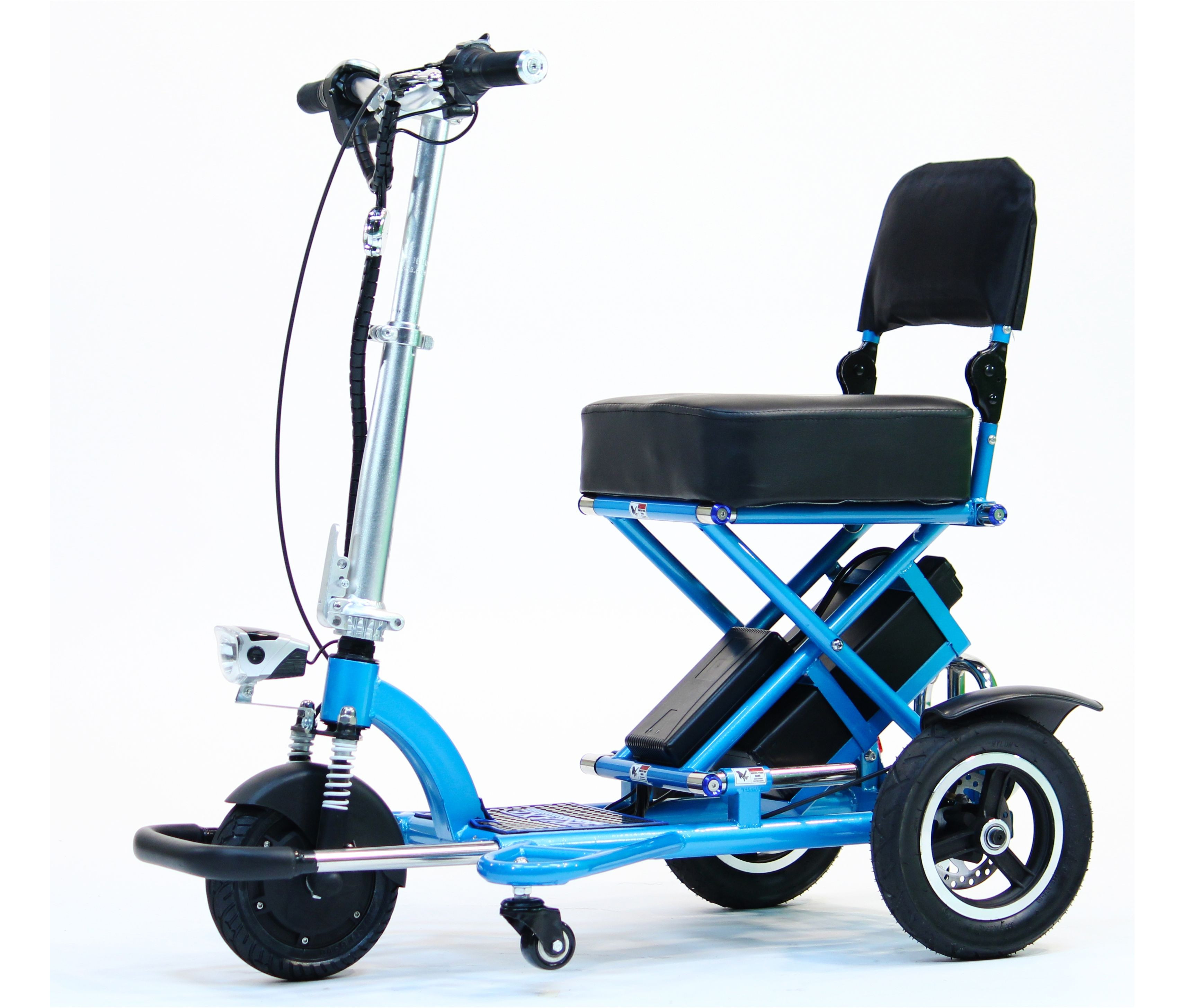 triaxe folding scooter tax free free shipping by. Black Bedroom Furniture Sets. Home Design Ideas