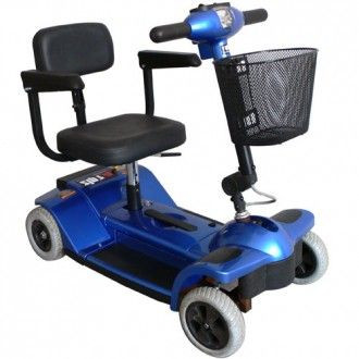 Zip'r 4-Wheel Mobility Scooter