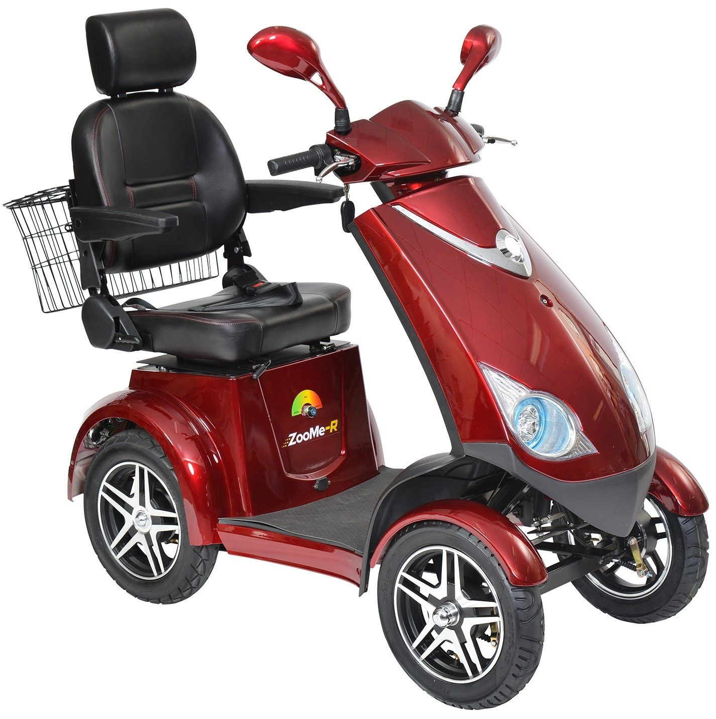 Drive medical zoome r418cs 4 wheel mobility scooter for sale for Motorized scooters for seniors