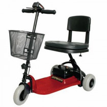 Echo 3-Wheel Mobility Scooter in Red for Sale