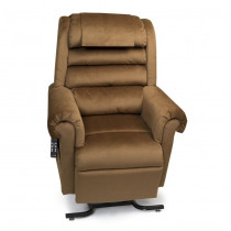 Relaxer PR-756 with MaxiComfort Lift Chair Brown