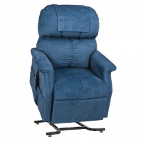 Comforter PR-505 with MaxiComfort Lift Chair Blue