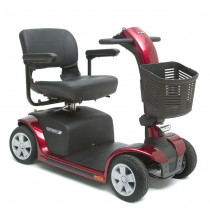 Red Victory 9 4-Wheel Mobility Scooter for Sale