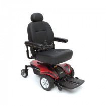 Red Jazzy Select Elite Power Wheelchair for Sale