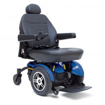 Blue Jazzy Elite 14 Power Wheelchair for Sale