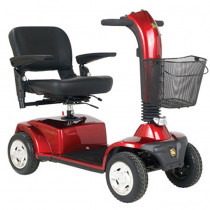 Companion 4-Wheel Mobility Scooter for Sale Red
