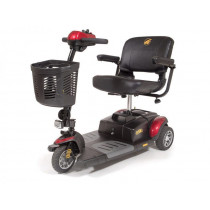 Golden Buzzaround XLS 3-Wheel Mobility Scooter Sold At Lowest Price