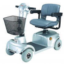 Silver CTM HS 360 Mobility Scooter for Sale