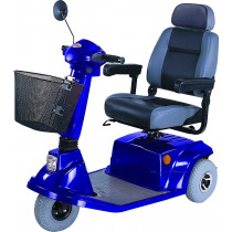 Blue CTM HS 570 Mobility Scooter for Sale