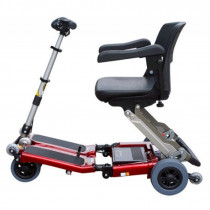 Luggie Elite Red 4-Wheel Mobility Scooter for Sale