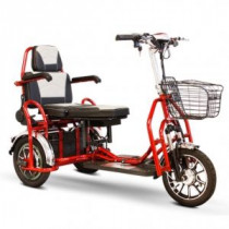 eWheels EW-02 Dual Seater 3-Wheel Mobility Scooter For Sale