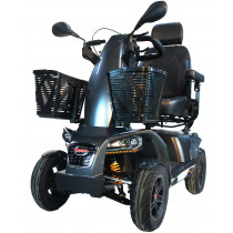 FreeRider FR1 Heavy Duty 4 Wheel Mobility Scooter