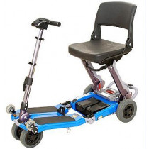 Luggie Standard Blue 4-Wheel Mobility Scooter for Sale