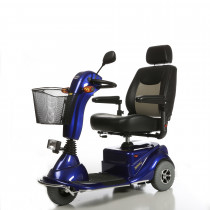 Merits Health S131 Pioneer 3 3-Wheel Mobility Scooter