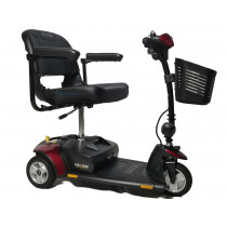 Pride Go-Go Elite Traveller Mobility Scooter 3-Wheel