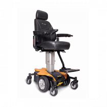 Pride Mobility Jazzy Air Orange