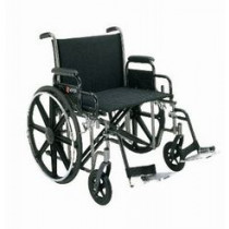 Merits Health USA N473 VOYAGEUR Heavy Duty Wheelchair (Dual axles)