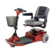 Merits Health S235 Pioneer 1 3-Wheel Mobility Scooter for Sale