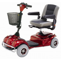 Merits Health S245 Pioneer 2 4-Wheel Mobility Scooter for Sale