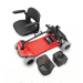 Merits Health S740 Roadster 4-Wheel Mobility Scooter Disassembled