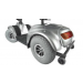 Golden Avenger 4-Wheel Mobility Scooter for Sale Featuers Rear Anti-Tipping