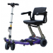 Luggie Elite Purple Special Edition 4-Wheel Mobility Scooter for Sale