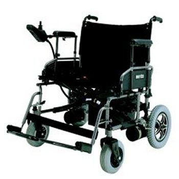 folding electric wheelchair with the highest weight capacity