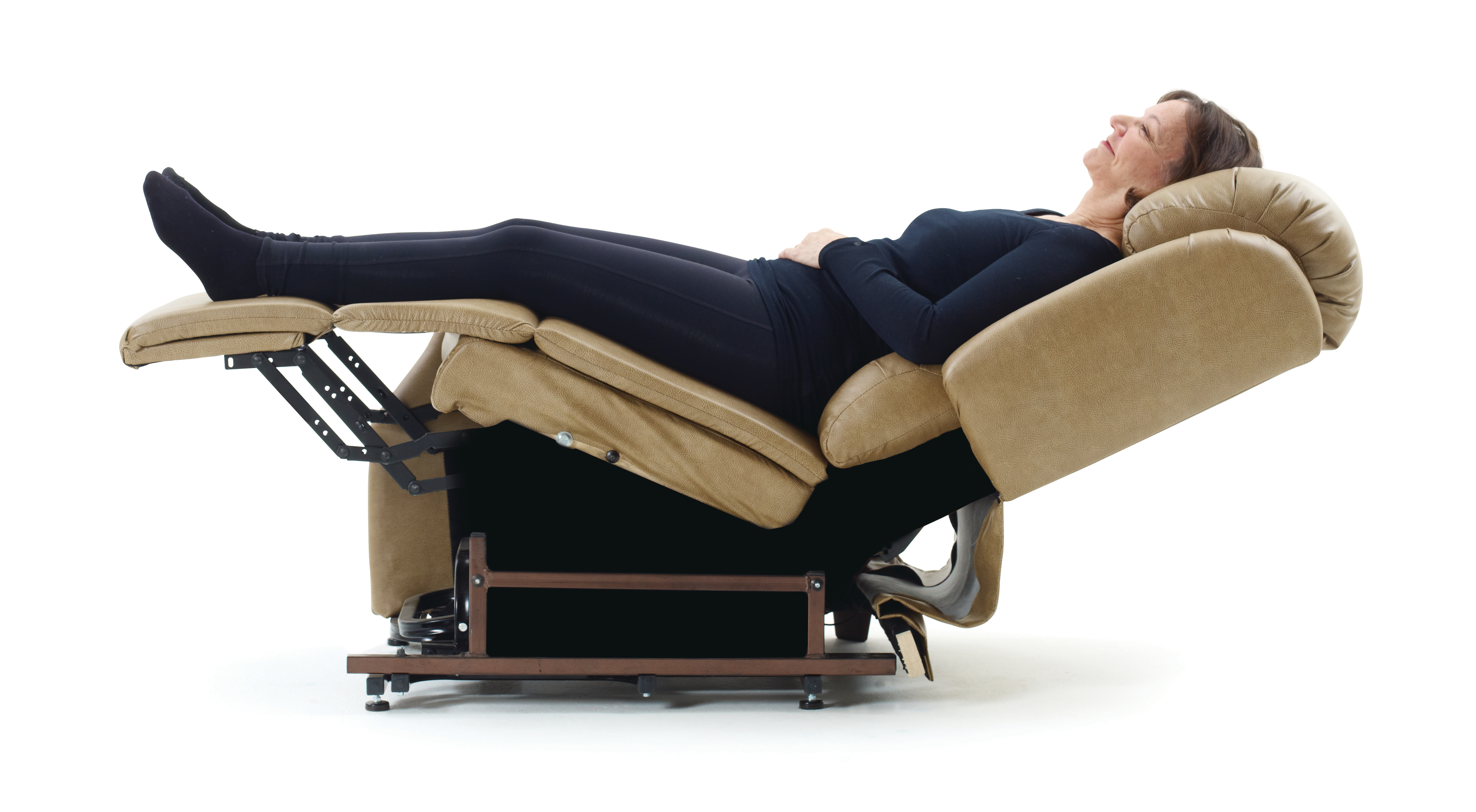 lift chair with full recline
