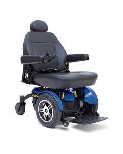 Blue Jazzy Elite 14 Power Wheelchair for Sale