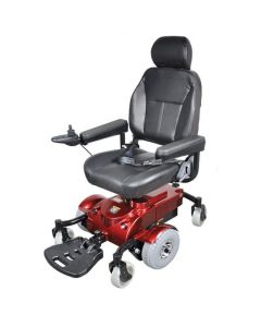 Red Zip'r Mantis Power Wheelchair for Sale