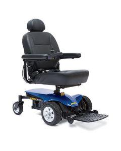 Jazzy Elite ES Power Wheelchair for Sale Blue