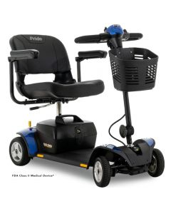 Go-Go Elite Traveller Mobility Scooter 4-Wheel for Sale Red