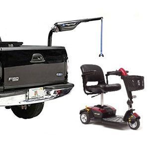 Curbside Lifts For Trucks