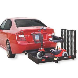 Power Wheelchair Trailers