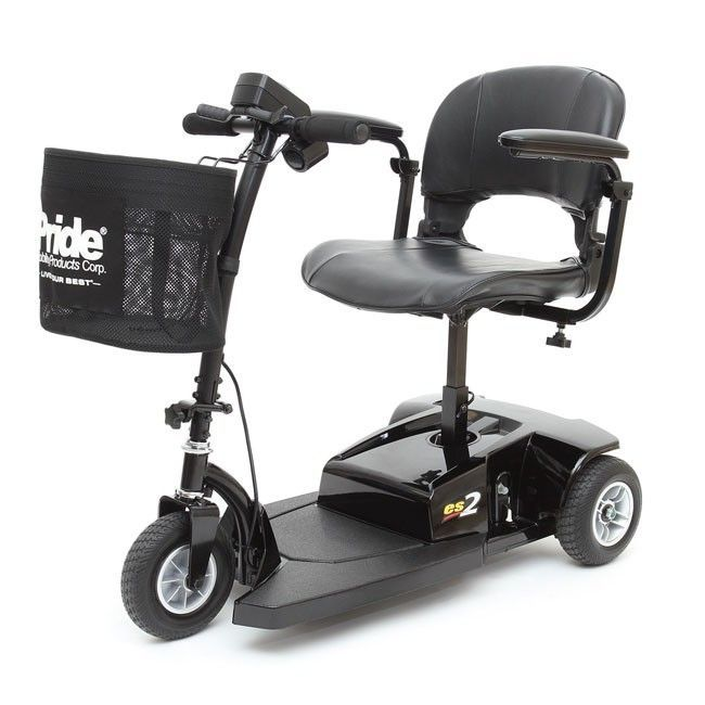 Mobility Scooter Give-Away Right View