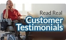 Read our customers real testimonials