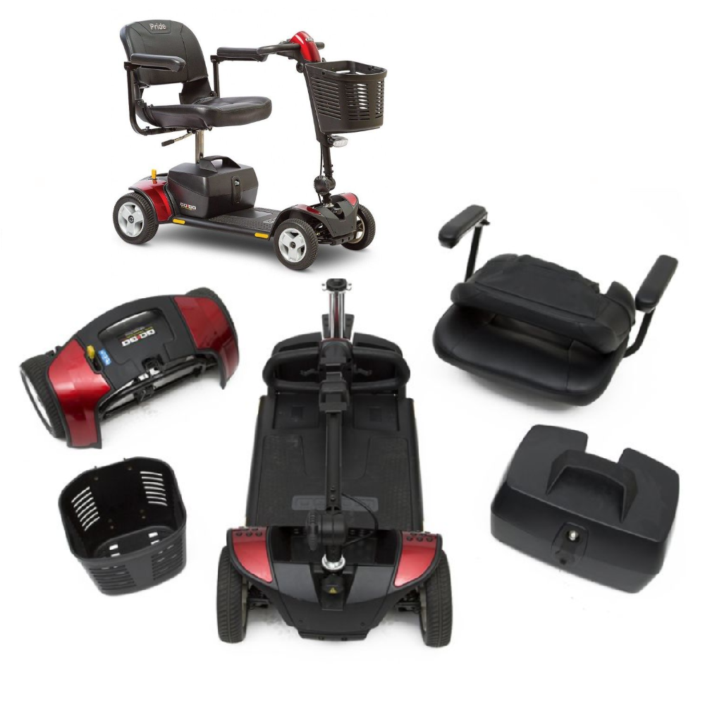 travel mobility scooters